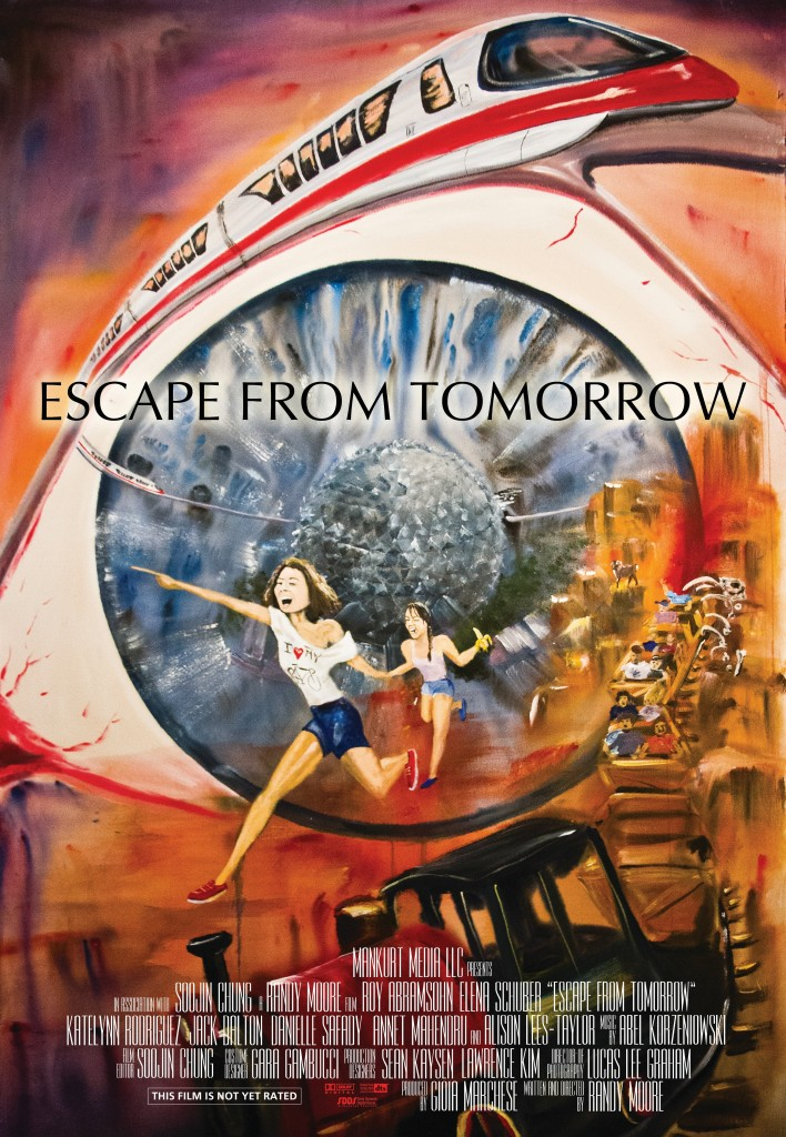 Escape From Tomorrow One-Sheet